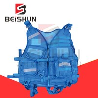 Professional Customized Rescue Team Life Jacket Equipped with Vest Life Vest Rescue Water Sports Safety Lifejacket