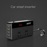 Car Accessories Inverter Adapter Converter Charger For Renault Megane 2 3 Duster Logan Clio 4 3 Laguna 2 Sandero Scenic 2 Captur