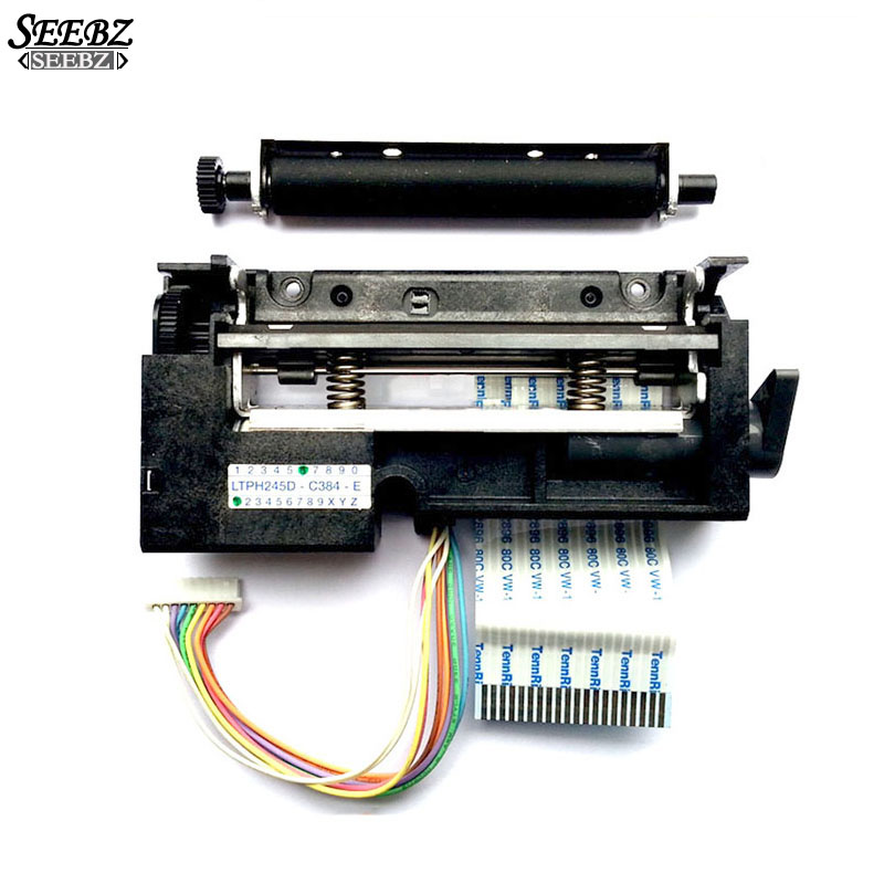 LTPH245D-C384-E H245 Roller bTwin 3680C Thermal Print Head For Mettler Toledo bTwin 3680C POS Electronic cash Scale printhead