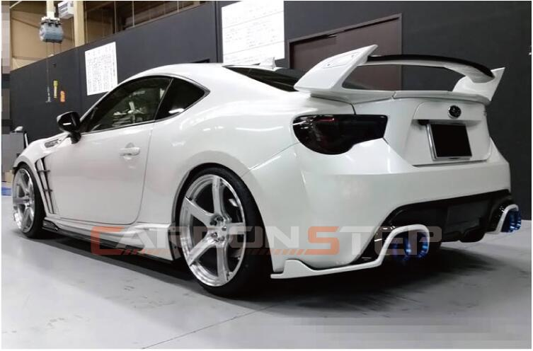 Carbon Fiber Abs Car Rear Wing Trunk Spoiler For Toyota Gt86 Subaru Brz 2017 2016 Fast By Ems In Spoilers Wings From Automobiles