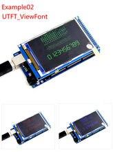 3.2 ''3.2 Cal kolorowy wyświetlacz TFT LCD moduł 320X480 320*480 Ultra HD ILI9486/ILI9481 16-Bit bez przełącznik dotykowy, obsługa komunikacji Ard Mega2560 Mega 2560