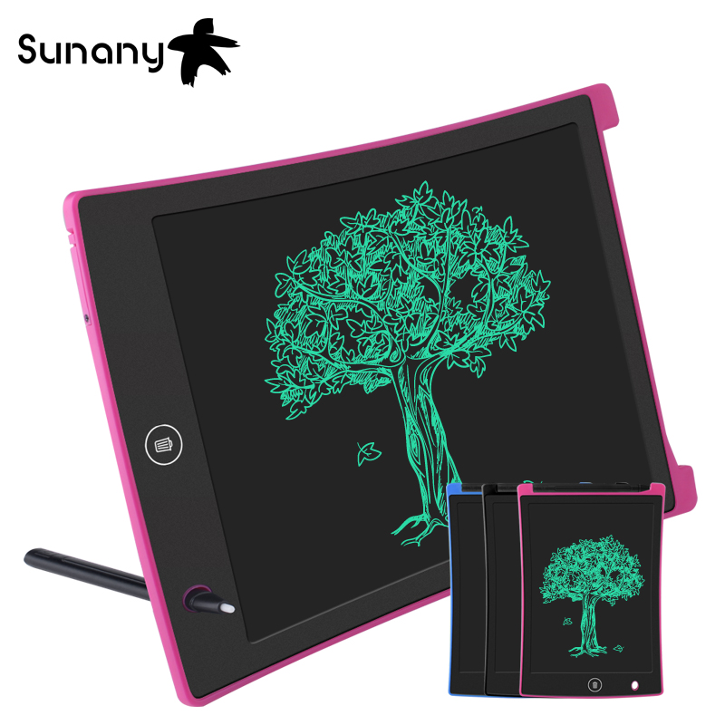Sunany Portable LCD Writing Tablet 8.5 Inch Digital Drawing Tablet Handwriting Pads Ultra-thin Board Electronic Writing Tablet