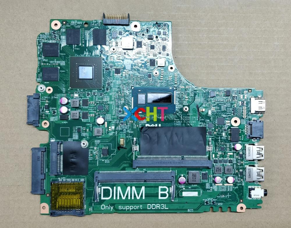 for Dell Inspiron 5437 CN2DV 0CN2DV CN 0CN2DV i5 4200U GT750M Laptop Motherboard Mainboard Tested-in Laptop Motherboard from Computer & Office