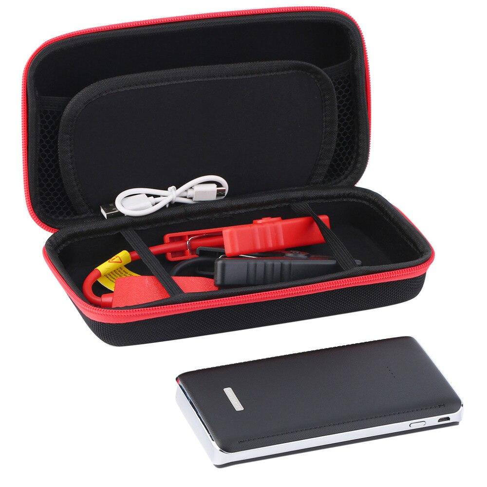 30000 mAh 12 V Tragbare Auto Starthilfe Booster LED Ladegerät Batterieleistungbank Tragbare Notstart Stromversorgung
