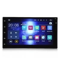 7003 Android 6 0 GPS Navigation Car Multimedia Player 2 Din Car Radio Player Bluetooth FM