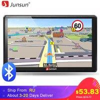 7 Inch HD Car GPS Navigation FM 8GB 256M DDR Navitel Map Free Upgrade Sat Nav