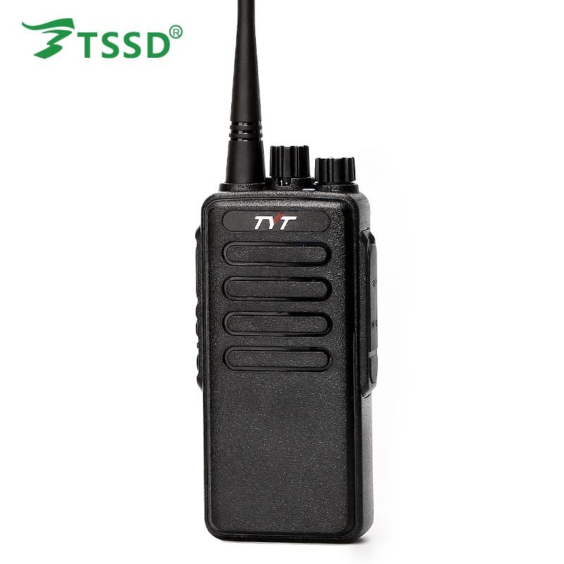 Original TYT Ultra-High Output Power 10W Professional VHF 136-174Mhz Walkie Talkie TYT TC-3000AOriginal TYT Ultra-High Output Power 10W Professional VHF 136-174Mhz Walkie Talkie TYT TC-3000A