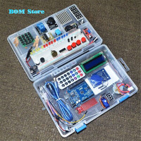 With Retail Box RFID Starter Kit For Arduino UNO R3 Upgraded Version Learning Suite Wholesale Free