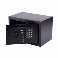 LESHP Digital Electronic secret Safe Box keypad Coded Lock safety box Home Office Money cash jewelry deposit secure box on sale