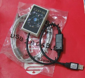 Free Shipping! 1pc U.S. SIRF3 SIRF 3 generations of ultra-high sensitivity USB GPS Module image