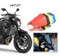 Motocicleta farol tampa superior do painel superior carenagem para yamaha mt07 fz07 2014 2015 2016 mt 07 fz 07