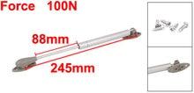 100N Last Hochdruck Druck Gasdruckfeder Stützstange 265mm Länge