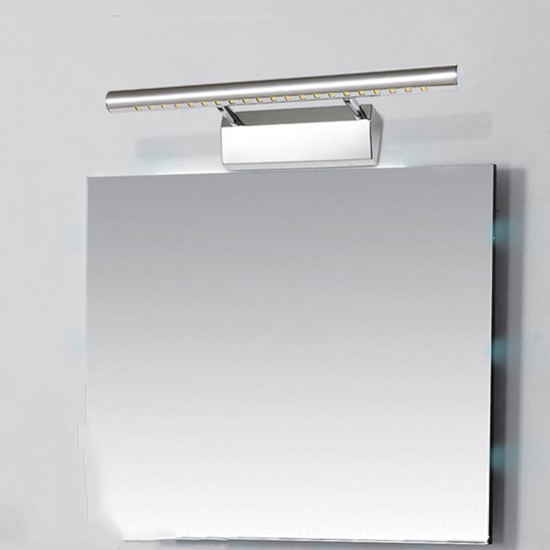 550mm 7 Watt led badezimmerspiegel licht waschraum kosmetische ...