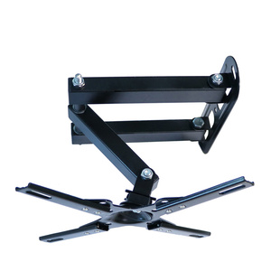 Image 5 - Universal Adjustable 15KG Cantilever Mount Stand Rotating TV Wall Bracket Holder for 15   40 Inch LED LCD Flat Panel Plasma TV