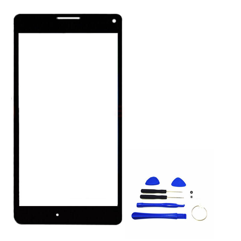 RTBESTOYZ 5.7inch Touch Screen Outer Panel Top Lens Repair Replacement Part For Nokia 950 XL Lumia 950XL Front Glass