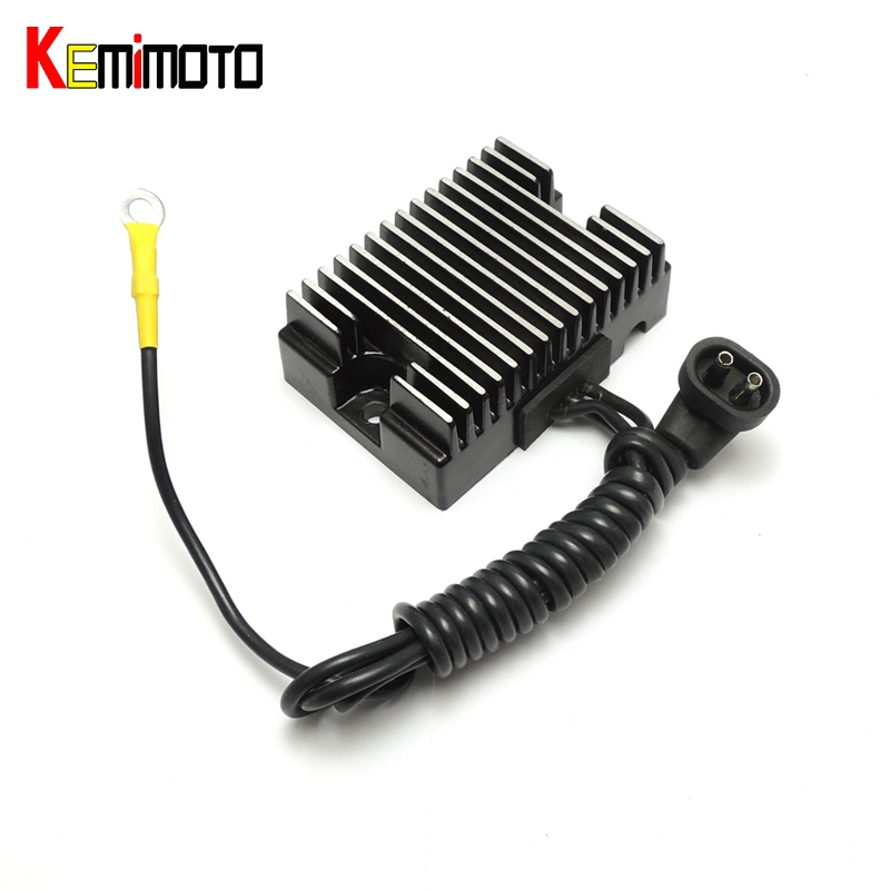 Voltage Regulator Rectifier for Harley 1989-1999 Softail Dyna Electra Glide Fatboy Road King Tour Glide 74519-88 74519-88A H1988