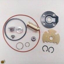 GT17 Турбо ремонтные комплекты 717858, 701855, 724930, 720855, 701854, 454231, 708639, 716215, 715294, 721164 поставщик AAA частей Турбокомпрессора