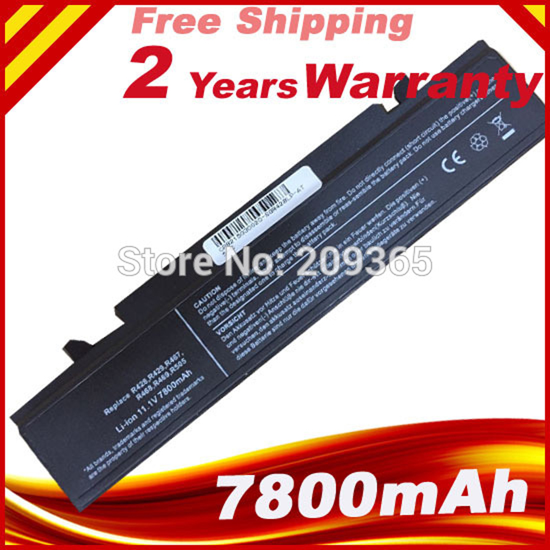 HSW Laptop <font><b>Battery</b></font> For <font><b>Samsung</b></font> R507 RC410 <font><b>RC510</b></font> RC710 R518 RF411 R522 RF711 R520 RF712 RV409 R517 R519 R530 image