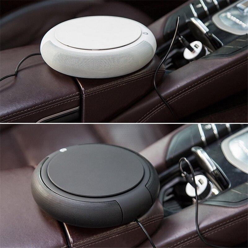 Auto Bevanda Rinfrescante di Aria Purificatore USB Cleaner Rimuovere Formaldeide Fumo di Sigaretta Odore Lons Negativi Filtro Dell'aria Auto Home Office