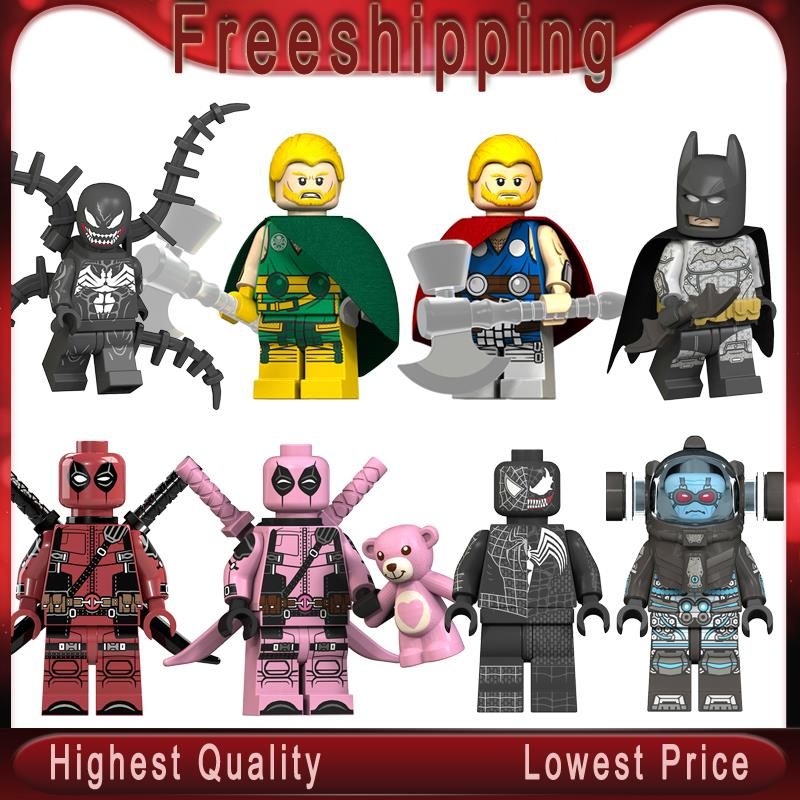 top 10 most popular lego minifigures deadpool brands and get free