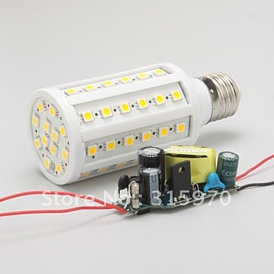 E27 LED BULB LED CORN BULB AC110-230V 12W 60 LED 5050SMD Constant Current Driver Long Life Span Than Normal 5pcs/lot lole капри lsw1349 lively capris xs blue corn
