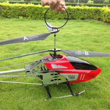 75 см большой вертолет на радиоуправлении BR6508 2,4G 3.5CH супер большой металлический Радиоуправляемый вертолет Лучший подарок для детей