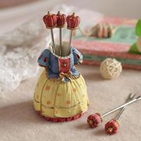 אגרטל רוז שרף מעודן מזלגות פירות נירוסטה אופנה סט כלי שולחן מלאכות קישוטי בית תפאורה מזלג קינוח עוגה