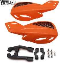 7 Color Motorcycle Hand Guards Motorcycle Motocross Dirtbike ATV Handguards Handlebar Guards For KTM motorcycles 22mm 7 8 dirtbike atv handguard