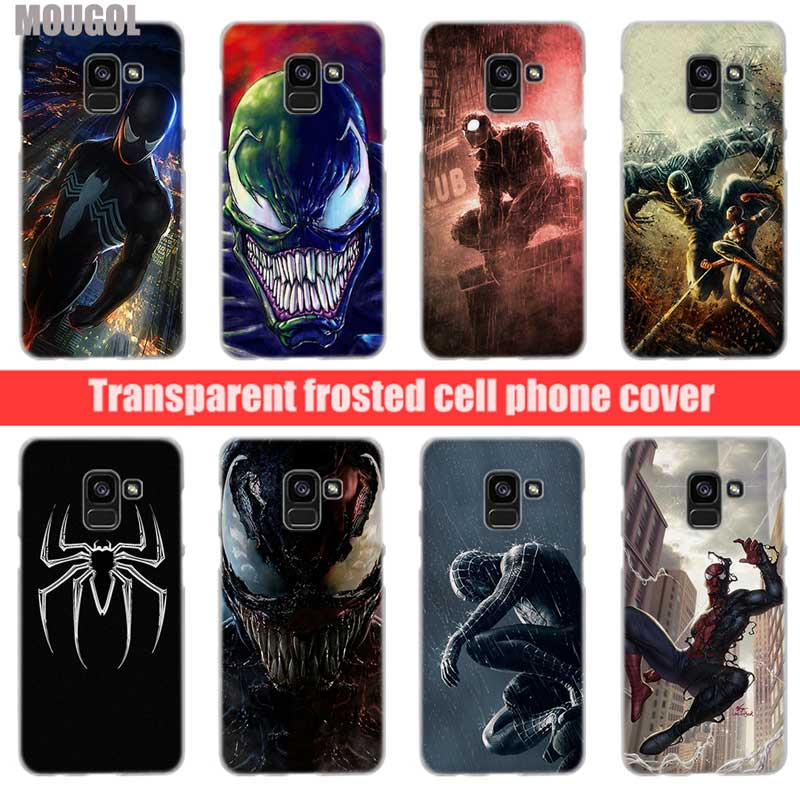 Half-wrapped Case Cellphones & Telecommunications Mougol Doctor Who Van Gogh Art Fashion Transparent Hard Cover For Samsung Galaxy A6 A5 A8 A7 2016 2017 2018 Grand Prime Note 9 8