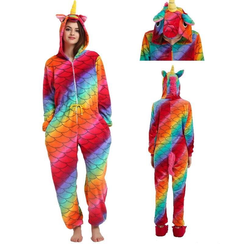 2019   pajama     set   unisex adult purple unicorn cartoon anime sleepwear animal cosplay nightwear kongfu panda