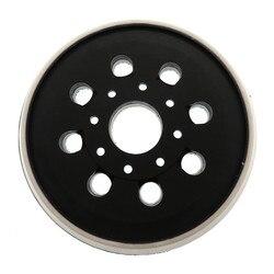 8 отверстий основе орбитальная шлифовальная машина подложка заменить для BOSCH PEX 220A GEX 125-1 AE GEX125-1AE GEX125-1A ROS10 ROS20VS RS035 PEX220A