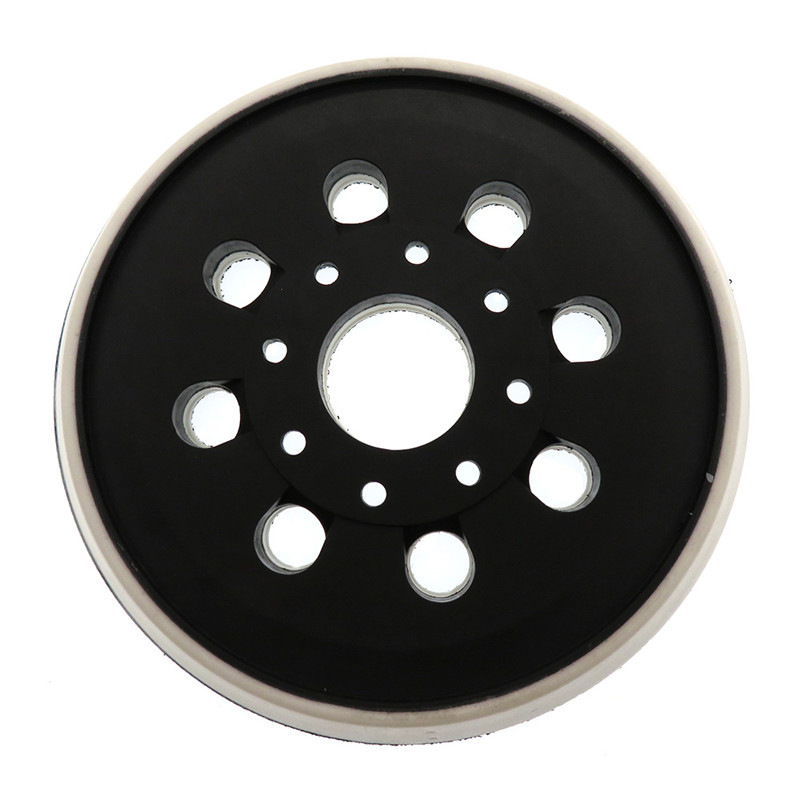 8 Hole Basis Orbit Sander Backing Pad Replace For BOSCH PEX 220A GEX 125-1 AE  GEX125-1AE GEX125-1A ROS10 ROS20VS RS035 PEX220A