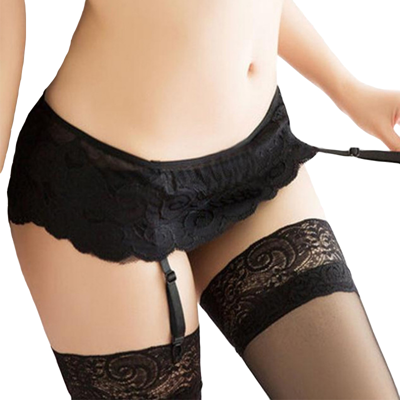 KWAN.Z Men's Stockings Tights Sexy Role Men Mens Pantyhose Garter Belt For Stockings Sex Ultra Thin Medias Abiertas Lace Erotic