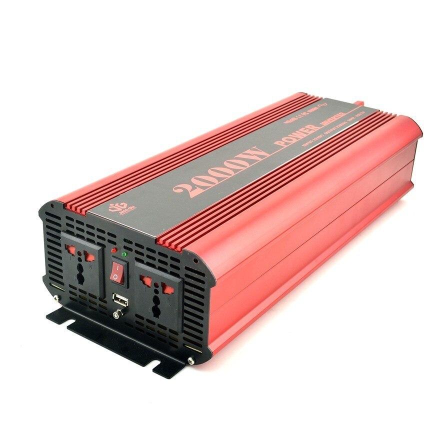 MKELE 24 volt dc to 110 volt ac 2kw inverter,solar inverter solar micro inverter china inverter 48v 2kw inverter for solar systems inverter 48 volt inverter 220v 2kw