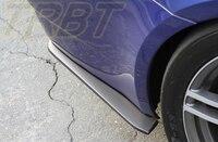 M3 Exotic Rear Bumper Splitter Caps E92 M3 Coupe E93 M3 CF Rear Lips Rear Diffuser Spoiler Case For BMW M3 2010 2011 2012 2013
