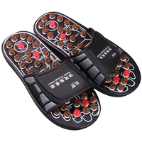 Foot Massage Shoes Acupressure Massager Men Women Stress Blood Circulation Slippers Relaxation Stimulator Releif Summer Sandals