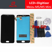 Meizu M5 LCD Display Touch Screen 100 New HD 5 2 Digitizer Assembly Replacement Accessory For