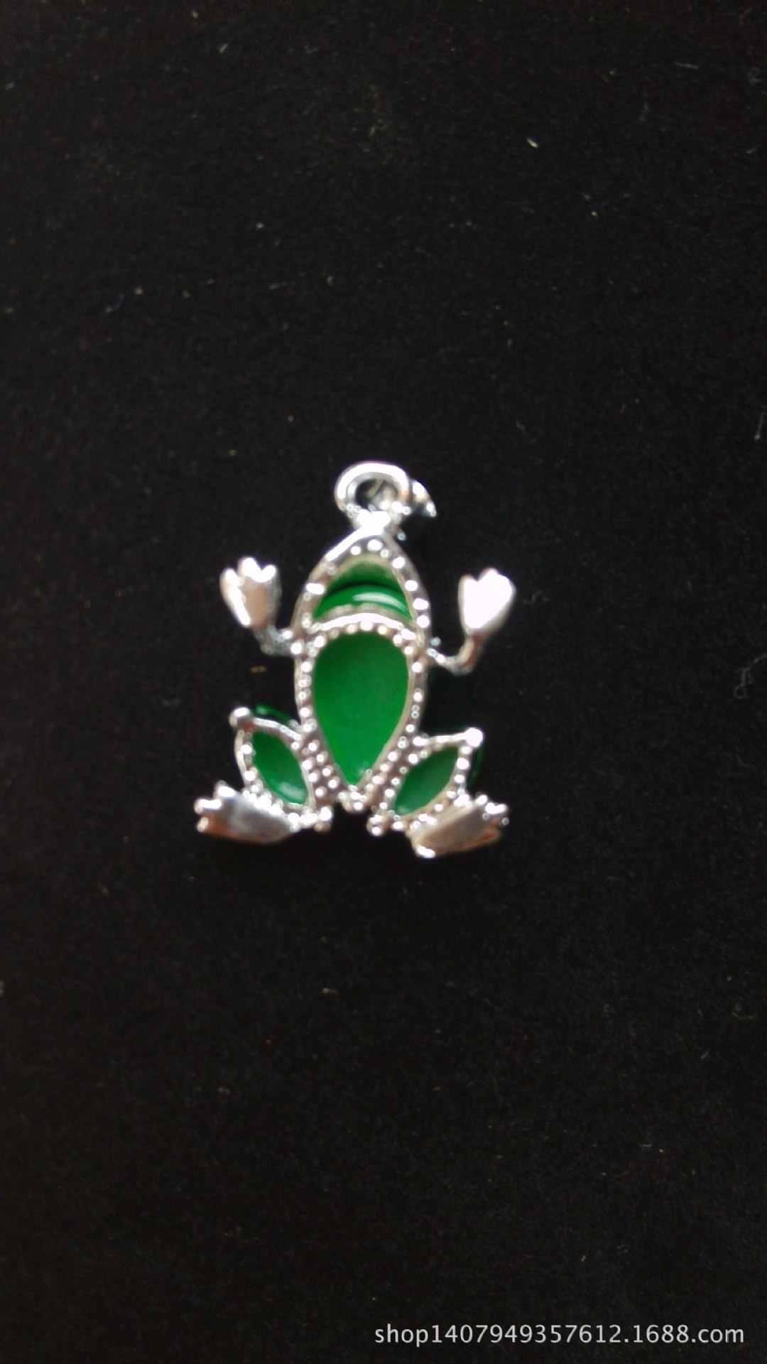 ธรรมชาติสีเขียวหยกกบจี้สร้อยคอสร้อยคอสร้อยคอสร้อยคอสร้อยคอสร้อยคอสร้อยคอสร้อยคอสร้อยคอสร้อยข้อมืออัญมณีแฟชั่นอุปกรณ์เสริมมือแกะสลัก Man AHD ผู้หญิง Luck ของขวัญ Amulet
