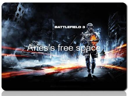 Cheapest Battlefield 3 padmouse Wallpape PC mouspad gaming mouse pad gamer large notbook computer mouse mat laptop play mats