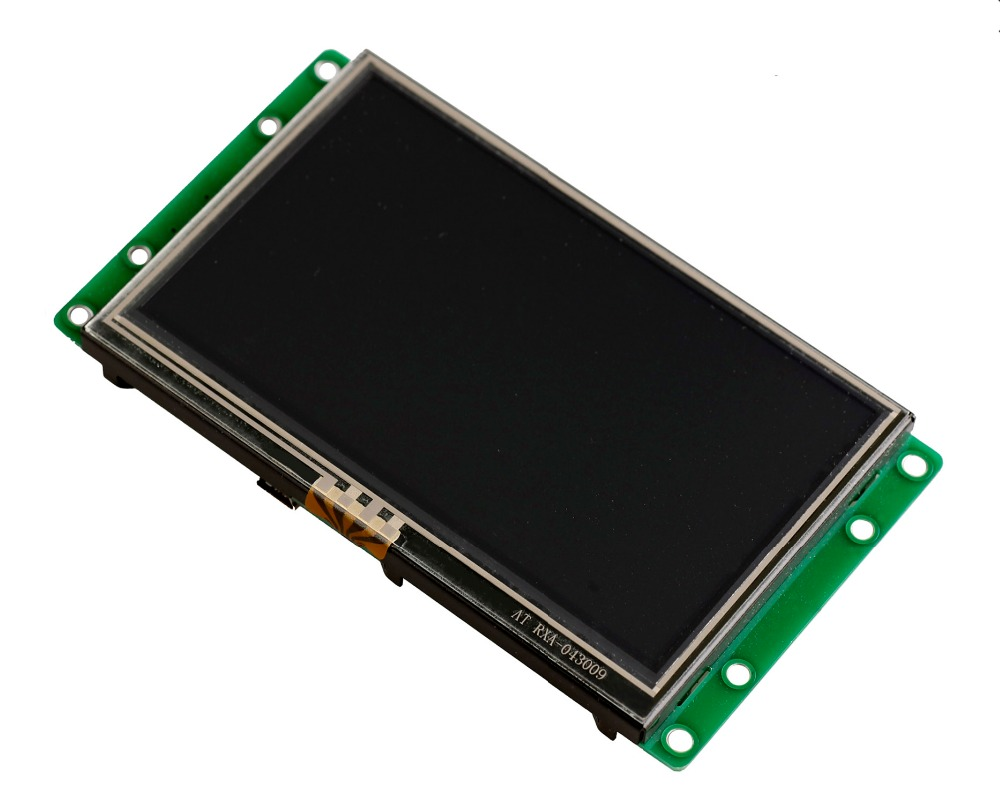 Il trasporto libero 7.0 Pollici TFT LCD Modulo Tramite RS232 A Qualsiasi MCUIl trasporto libero 7.0 Pollici TFT LCD Modulo Tramite RS232 A Qualsiasi MCU