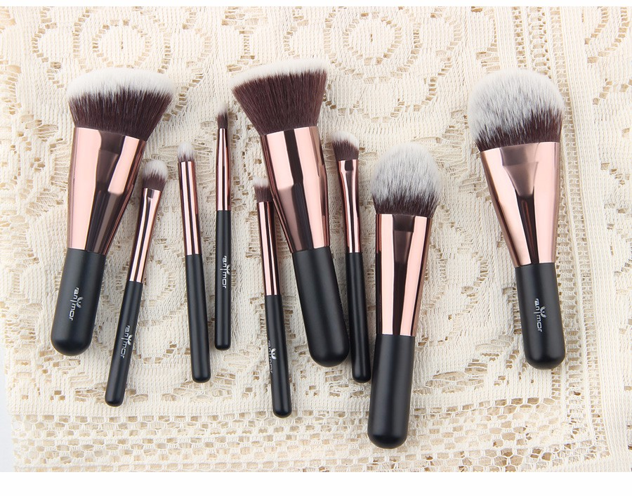 makeup brushes (4)