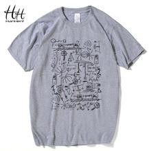 Creative yet cool Physics men T-shirt