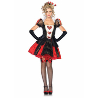 2018 new hot sexy lady halloween costume cosplay sexy big peach sexy queen costume role playing game silk stockings uniform