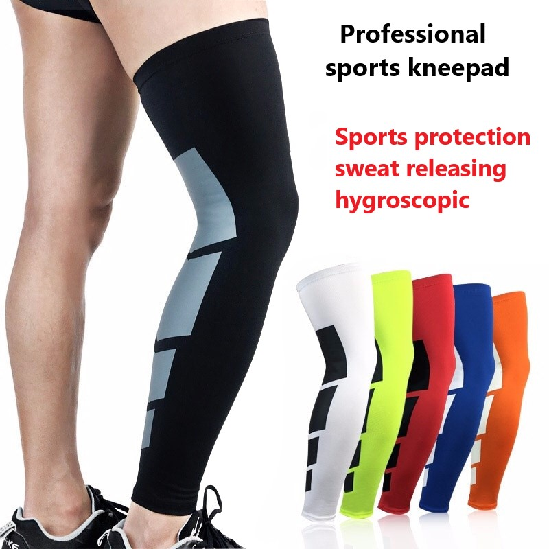 Outdoor Sport Running Knee Sleeve Knee Protection Various Patterns Bright And Rich In Color Comfortable  Man & Women