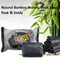 Natural Bamboo Making Black Soap Active Rnergy Skin Bleaching Active Energy Charcoal For Body Beauty Healthy