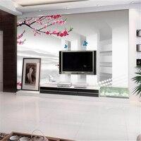 התאמה אישית של גודל beibehang טור טפט 3d במהירות גבוהה hd mural seiling limew אירופה תמונת קיר נייר פארדה דה papel