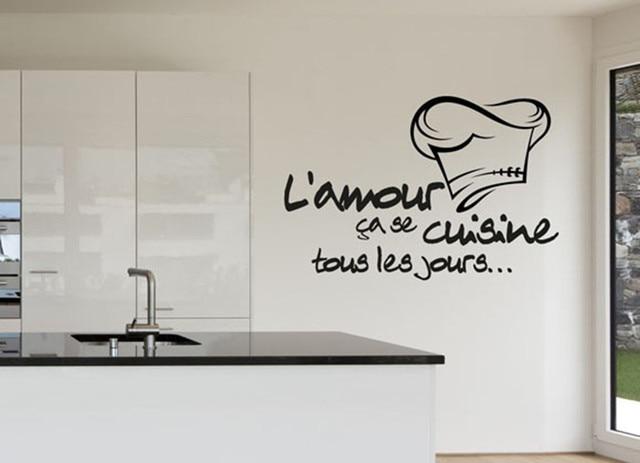 Cucina sticker decalcomania del vinile piastrelle cucina chef