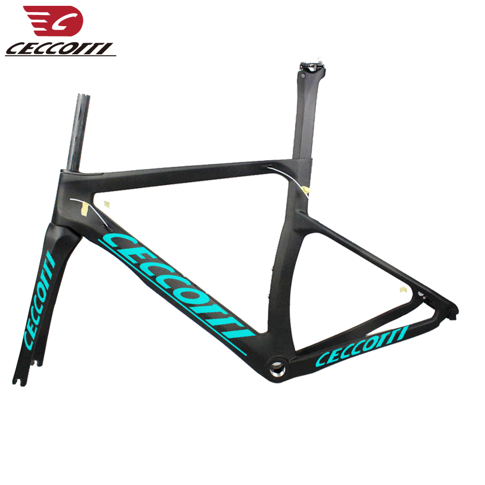 2019 NEW Carbon Road Frame Di2&Mechanical Carbon Frame Bicycle Road Bike Frame Racing Bike Frame Fork+Seatpost+Headset