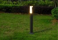 Precio Lámpara LED de césped lámpara de camino al suelo iluminación exterior impermeable paisaje jardín parque Villa