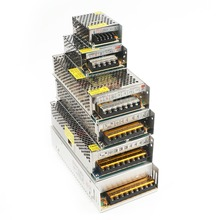 LED transformer power supply Led Strip Lights AC110V-220V to DC12V 1A/2A/3A/5A/10A/15A/20/30A switching power adapter
